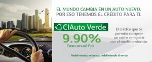 CIAuto Verde de CIBanco