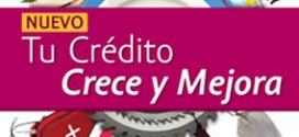 Crédito Crece y Mejora de Compartamos Banco