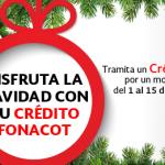 credito fonacot navidad