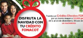 Promo Navidad con Crédito FONACOT