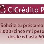 credito personal cibanco