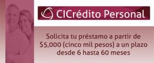 CICrédito Personal de CIBanco