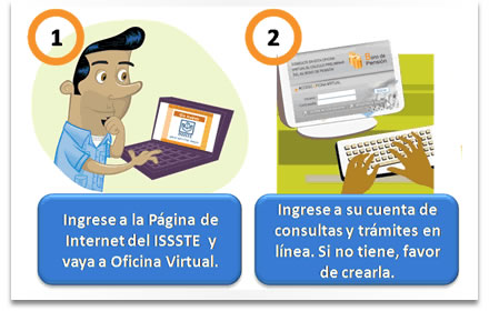 Pr stamos issste oficina virtual losprestamospersonales for Oficina virtual del