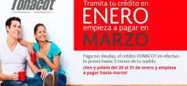 Promociones crédito Fonacot